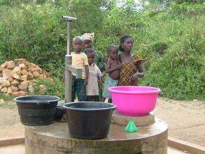 NIRA-AF85 family-getting water